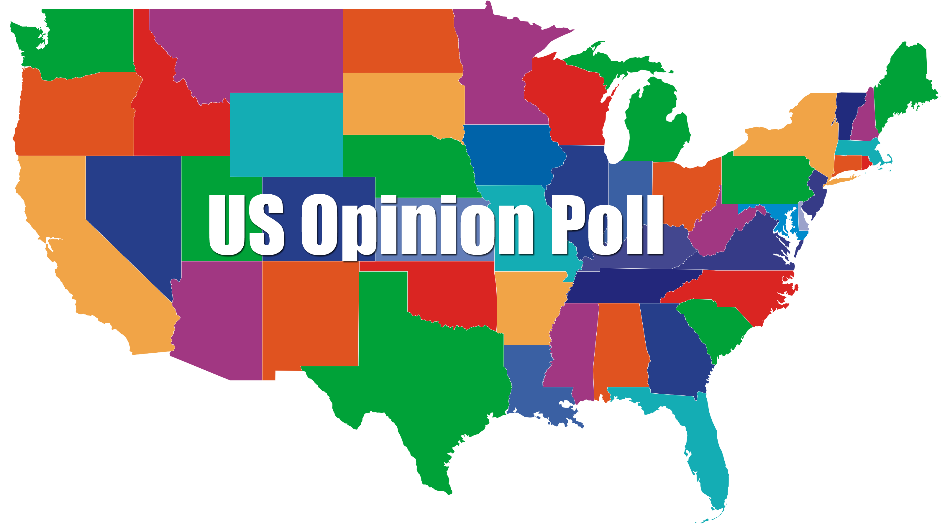 US Presidential Election Opinion Poll Election Survey Results - Us election 2016 map exit polls