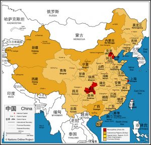 China Kuomintang Chairmanship Election 2017 Results Dates Voting Opinion Poll Political Map