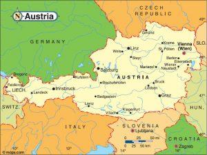 Austria Demographics Population Religion Percentage 2017