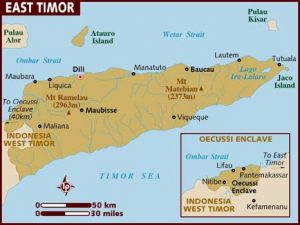 Timor-Leste National Parliament 2017 Results Dates Voting Opinion Poll