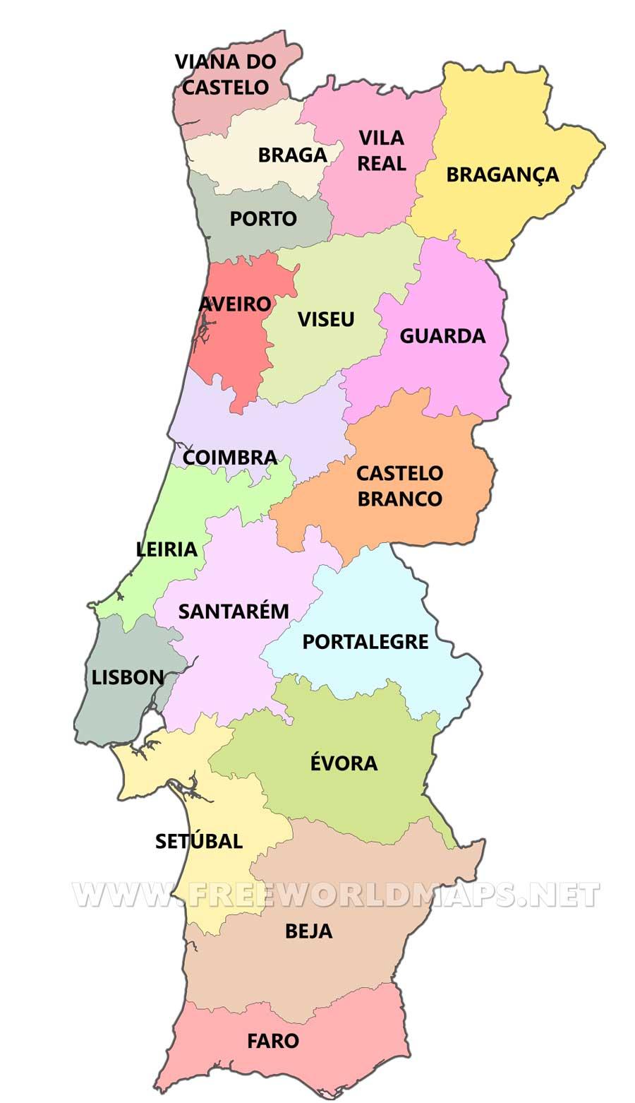 Demographics Population Religion Percentage - Portugal election map