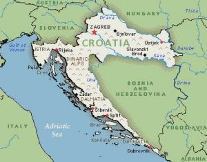Croatia Demographics Population Religion Percentage 2017