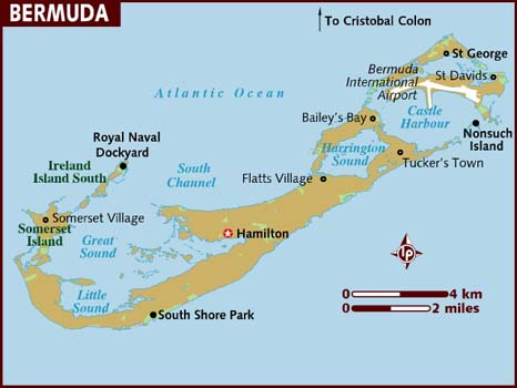 Voting Map Of America 2017.Bermudian House Of Assembly Election 2017 Voting Live Results