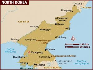 North Korea Demographics Population Religion Percentage 2017