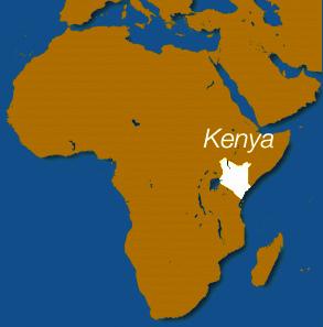 Kenya Map Elections