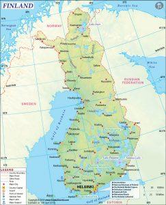 Finland Demographics Population Religion Percentage 2017