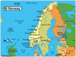 Norway Demographics Population Religion Percentage 2017